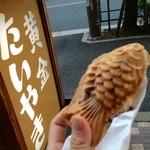 果川家 - 粒あん 120円