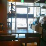 池上Sumika - 201307 スミカ 店内(座席より右回り)⇒出入口方面