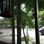 フレスガッセ - 2013/7 窓からの景色