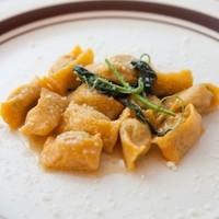 ヴェッロクオーレ - うさぎと豚肉を詰めたアニョロッティダルプリン。ラビオリの一種です