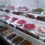 20209520 - お肉の並ぶショーケース