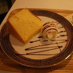カフェノバ - シフォンケーキ