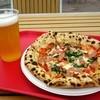 ピザ工房 - 料理写真:ダブルチーズとソーセージのピッツァ