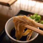 蕎麦 伊呂波 - 美味しそうな蕎麦でしょ(*´∀`)ノ川