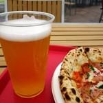 ピザ工房 - 川場ビール