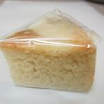 カナム - ココナッツケーキ