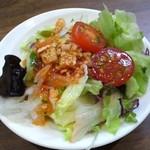 クック De アムール - カレー煮込みのサラダ
