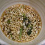 幸楽苑 - 和風盛り中華のつけ汁