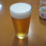 トシヤ - 生ビール(小)