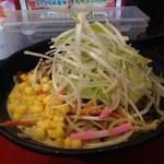 20218616 - 野菜らーめん(¥790-)増し