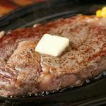 フィエスタ デル アミーゴ - 料理写真:一押し!特選ロースステーキ 300g