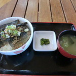 じょぐら - 料理写真:にしん丼(750円)_2013-07-04
