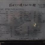 20220424 - 外メニュー