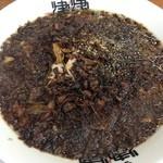 津津 - 黒玉ラーメン