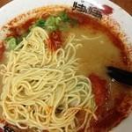 津津 - 赤玉のスープ