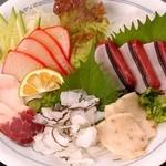 酔鯨亭 - 豊富な鯨料理♪鯨特選盛をお試しください♪