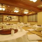 廣東飯店 - 落ち着いた和室も完備