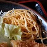 三楽園 - 懐かしのスパゲッティー(笑)