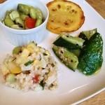 タイヒバン - ランチ 前菜