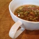 タイヒバン - ランチ スープ