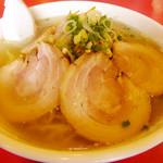 原宿ラーメン - 塩チャーシュー麺
