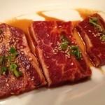 焼肉美味しんぼ - 骨付きカルビ