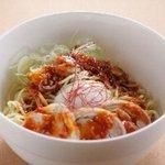 弄堂生煎饅頭 - ピリ辛香味冷麺