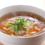 弄堂生煎饅頭 - 酸辣湯麺(サンラータンメン)