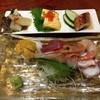 大八寿司 - 料理写真:すしのコース。まずは、前菜と刺身