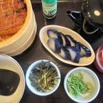 和食さと - ひつまむし膳