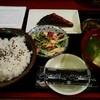 多加 - 料理写真:定食¥500(朝食)