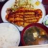 とんかつ太一 - 料理写真:とんかつランチ¥700