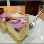 炭焼きイタリアン酒場 炭リッチ - 【ランチ】日替わりケーキもおかわり自由