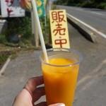 ゆぴと農園宮古島 - 2013.07 マンゴージュース