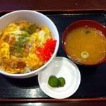 大新食堂 - カツ丼