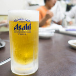 大昌苑 - 生ビール 500円