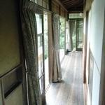 京亭 - 廊下はこんなカンジ。