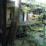 京亭 - 一階はこんなカンジ。