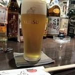 和彩キッチン直 - まずは生!