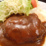 キッチン ボンシェール - ハンバーグ