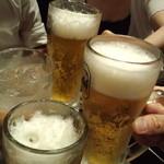 20242109 - 乾杯~♪