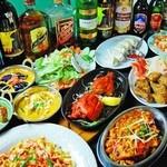 インド・ネパール料理ナマステ ガネーシャ マハル - 料理写真