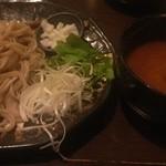 20245858 - つけ麺(2011年とかなり古いので、今とは違うかも)