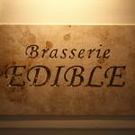 ブラッスリー エディブル -