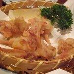 海鮮茶屋魚吉 - ナンコツ唐揚げ