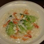 好華 - 料理写真:彩り野菜のカニあんかけ