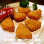 駒鳥 - チーズ揚