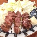狄 - 狄@アルパーク横丁で串焼き食べながら開票速報 。猪木当選ダー‼