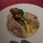 20256964 - 大山鶏のロティ(レモンソース&ライムソース)