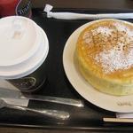 20258257 - 2013.7 訪問時 T's パンケーキ チーズハニー
